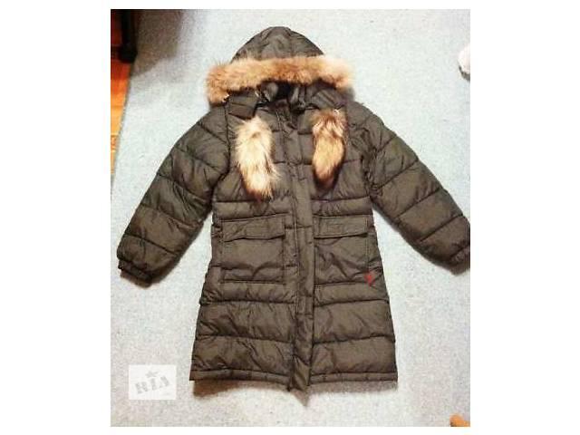 продам Зимняя куртка парка пуховик бу в Виннице