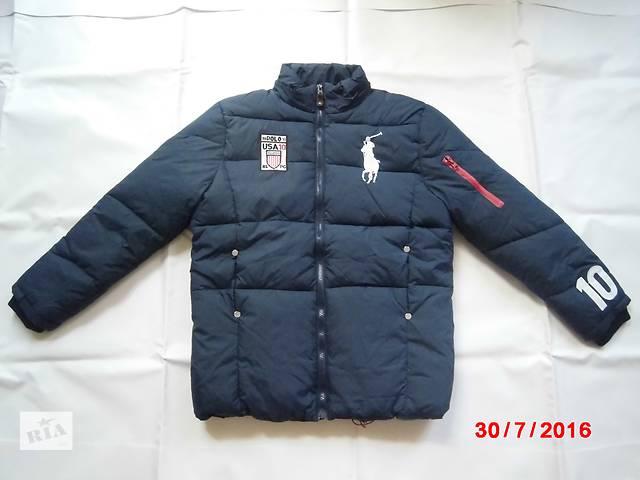 зимняя куртка POLO- объявление о продаже  в Львове