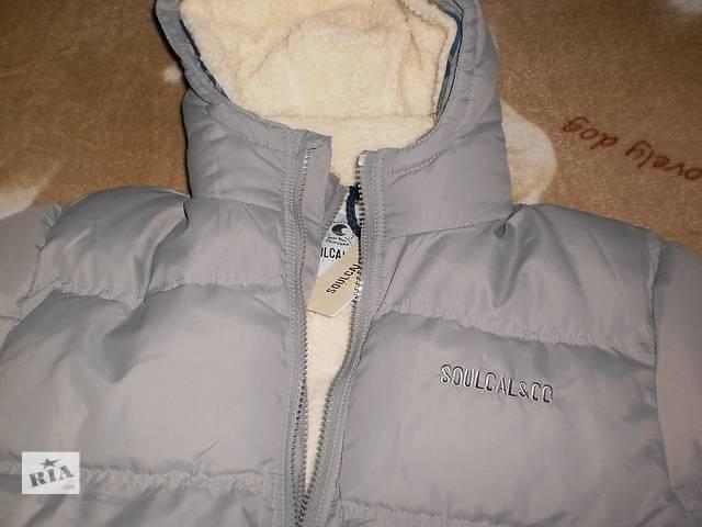 Зимняя курточка Европейского бренда SoulCal.- объявление о продаже  в Вишневом