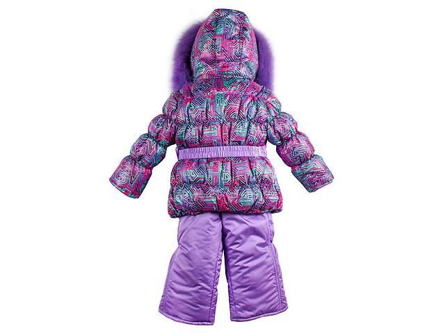 Зимняя курточка и полукомбинезон на девочек 1-5лет- объявление о продаже  в Харькове