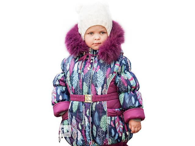 продам Зимняя курточка и полукомбинезон на рост 86-110см бу в Харькове