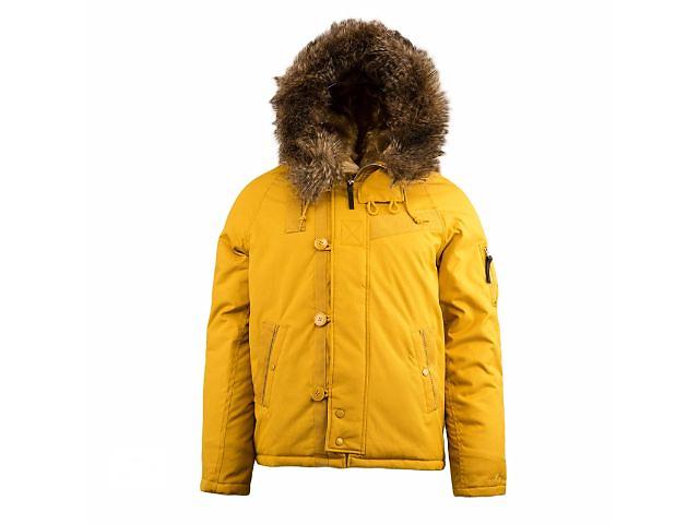 купить бу Зимняя мужская куртка N-2B 01N Parka в Киеве