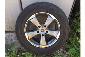 б/у Диск с шиной Volkswagen Touareg