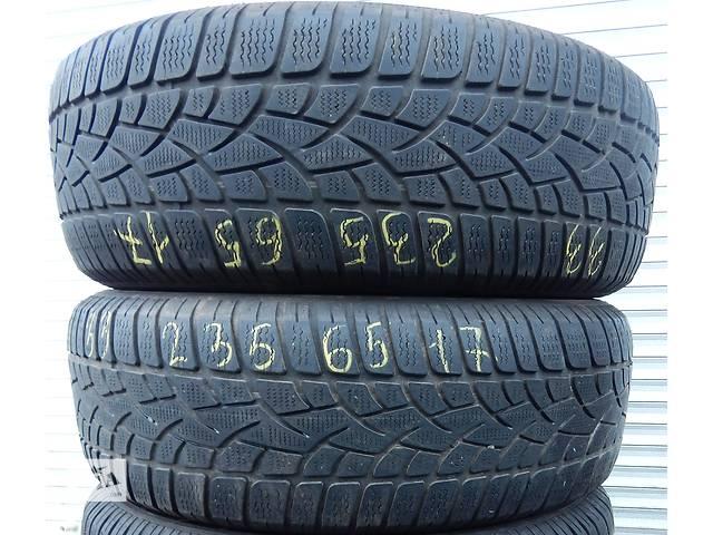 Зимова гума DUNLOP SP WINTER SPORT 3D 235/65 R17 104H- объявление о продаже  в Виннице