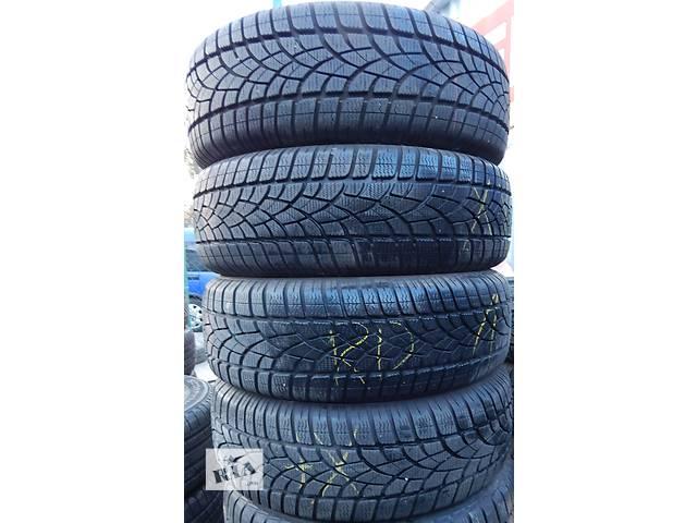 продам Зимова гума dunlop sp winter sport 3d 45.15 215/60 r17 96h бу в Виннице