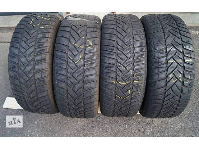 бу Зимова гума dunlop sp winter sport m3 245/55 r17 102h в Виннице