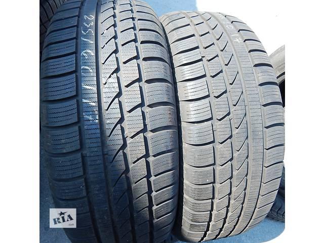продам Зимова гума HANKOOK ICEBEAR W300 31/10 235/60 R17 102H бу в Виннице