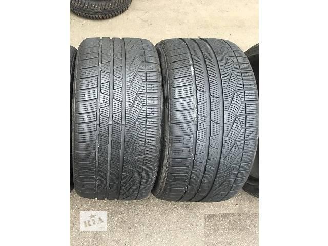 Зимняя резина pirelli sottozero winter 270 serie2 06.11 285/35 r20 104w- объявление о продаже  в Виннице