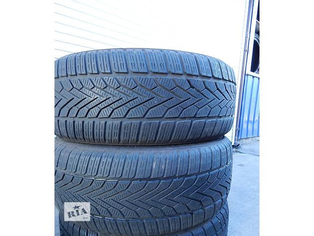 бу Зимова гума semperit speed-grip 2 2012 225/55 r17 97h в Виннице
