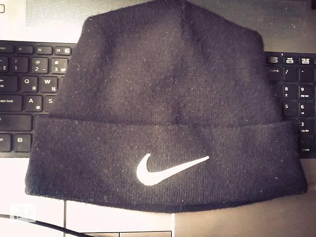 "бу  Зимняя шапка ""Nike""  в Харькове"
