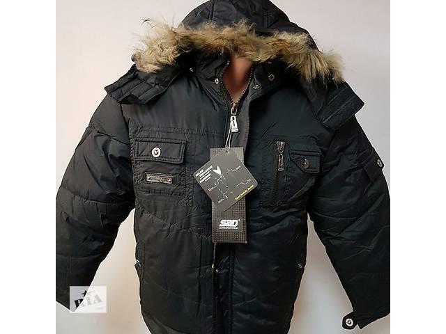 Зимняя теплая куртка на мальчика 10, 11, 12, 13 лет.- объявление о продаже  в Мариуполе (Донецкой обл.)