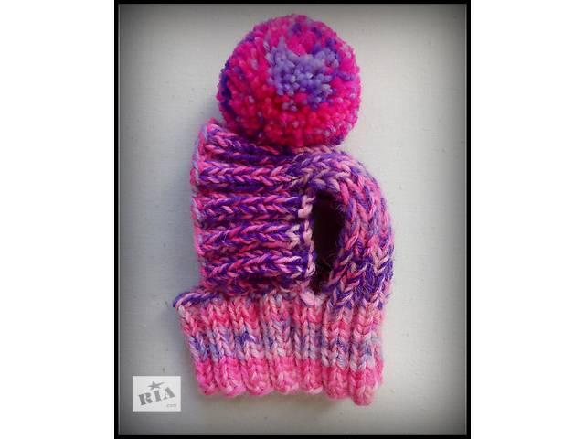 купить бу Зимняя теплая шапка капор в Харькове