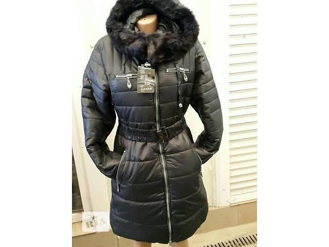 купить бу Зимняя женская куртка по цене закупки в Днепре (Днепропетровске)