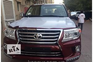 Нові обважування бампера Toyota Land Cruiser 200