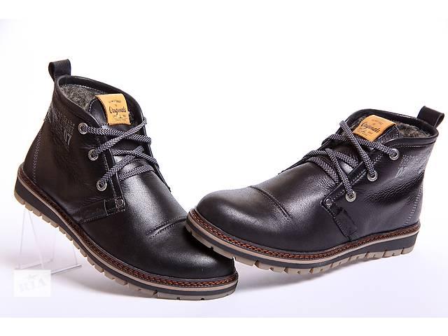 бу Зимние ботинки Clarks Originals Desert Trek из качественной натуральной кожи в Вознесенске