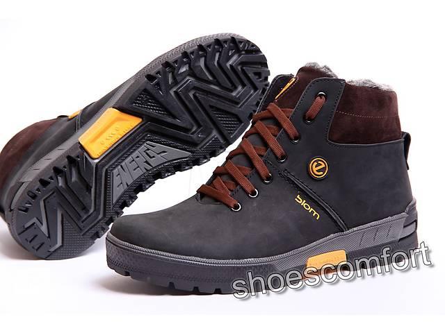 продам Зимние ботинки Ecco model 359 - 2 из натуральной кожи бу в Вознесенске