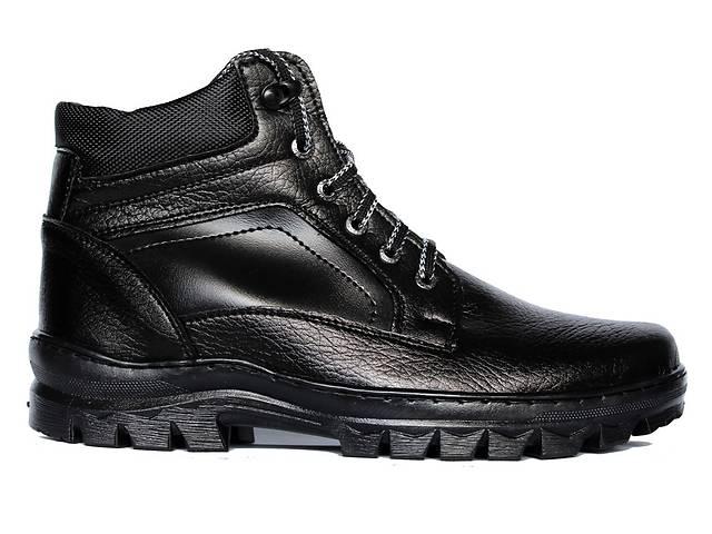купить бу Зимние ботинки мужские на искусственном меху. Удобная обувь для ежедневного использования на работу, учебу и т.д.  Закаж в Днепре (Днепропетровск)