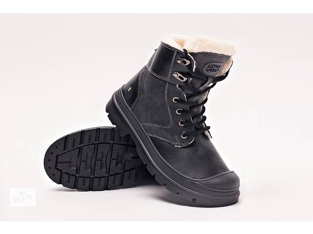 Зимние  ботинки QUEBEC,очень теплые- объявление о продаже  в Львове