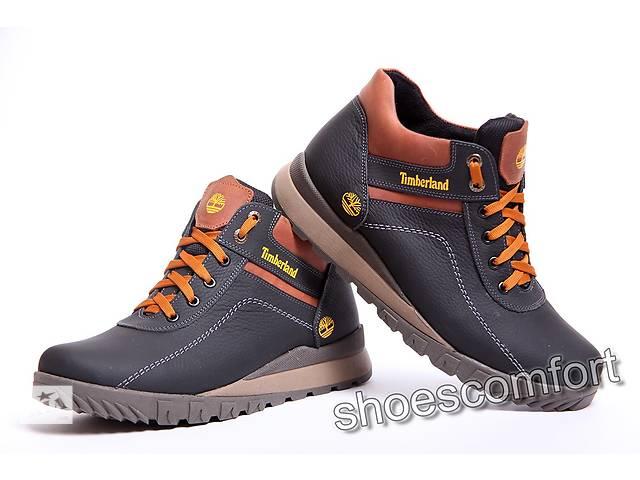 продам Зимние ботинки Timberland из натуральной кожи бу в Вознесенске