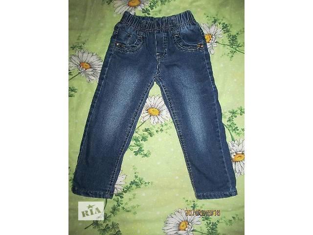 купить бу Зимние джинсы на девочку в Запорожье