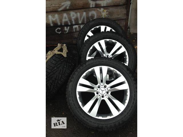 купить бу Колеса на  Mercedes GL ML , R20, зимняя резина с дисками в Киеве