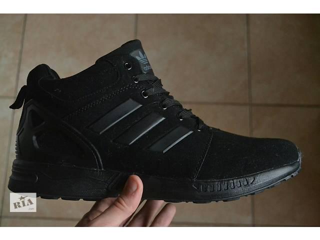 бу Зимние кроссовки Adidas Flux winter в Светловодске