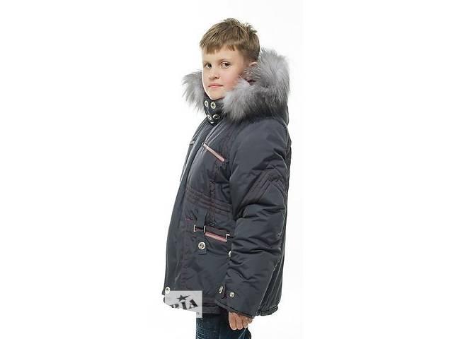 купить бу Зимние куртки на мальчиков, рост 98-152 в Харькове
