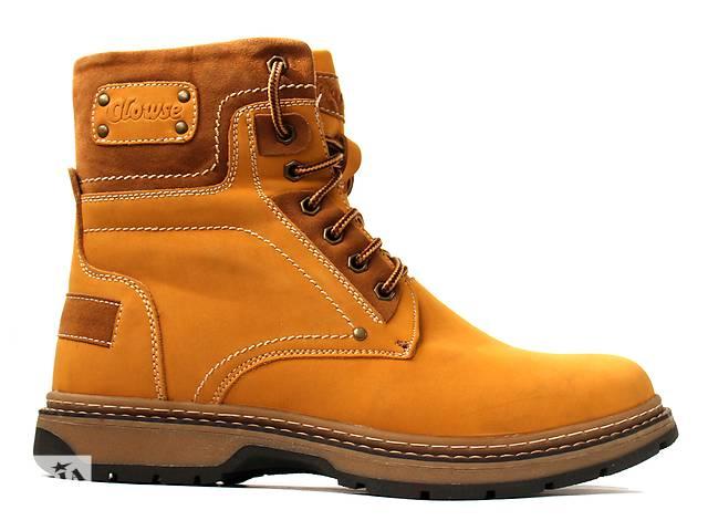 купить бу Зимние мужские ботинки под военные берцы в Днепре (Днепропетровске)