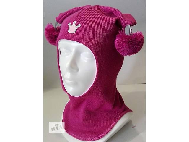 бу Зимние шапки - шлемы для девочек и мальчиков ТМ Би Изи(Be easy) в Лисичанске