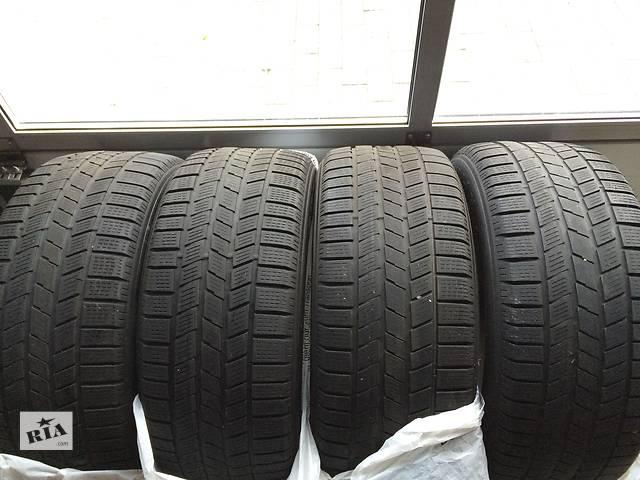 бу Зимние шины 265 50 R19 Pirelli Scorpion омологированы Porsche Зима в Полтаве