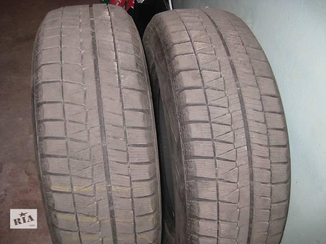 Зимние шины Bridgestone R14- объявление о продаже  в Днепре (Днепропетровске)