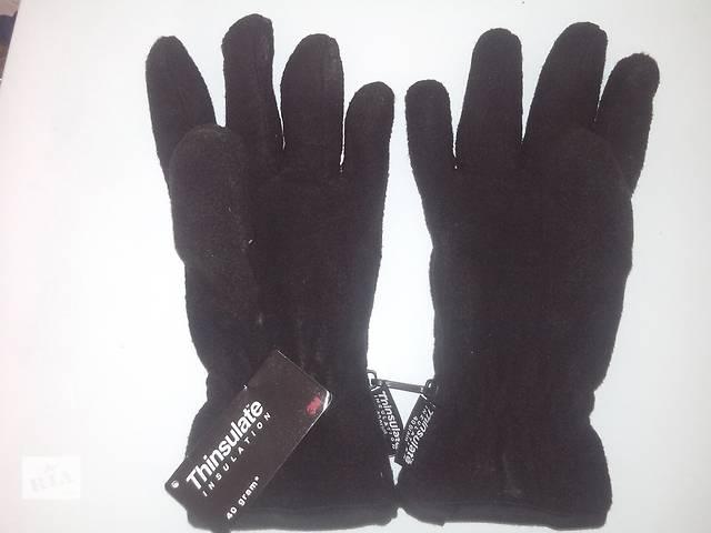 купить бу Зимние теплые флисовые перчатки  утеплитель Thinsulate (Польша, REIS) ОПТ в Киеве