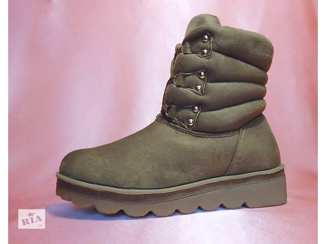 купить бу Зимние женские ботинки. Есть все размеры 36-41. в Хмельницком