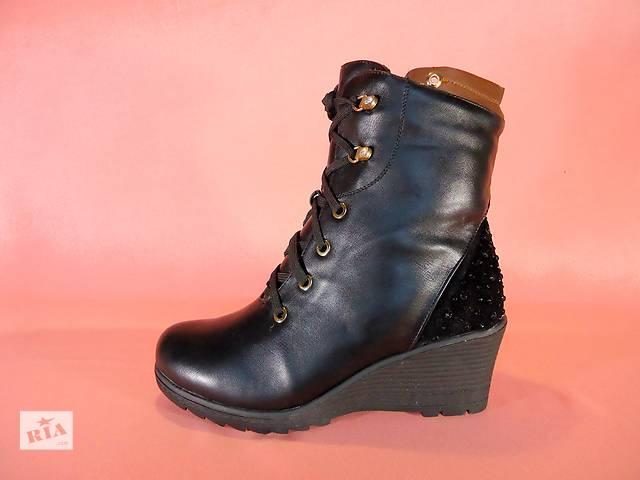 купить бу Зимние женские ботиночки. Есть все размеры 36-41. в Хмельницком