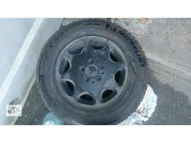 продам зимний комплект колес бу в Киеве