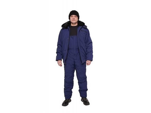 продам Зимний полукомбинезон и куртка утепленные Еврозима, теплая, мужская одежда, спецогдежда бу в Киеве