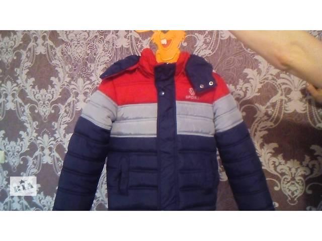 купить бу Зимова куртка в Липовце (Винницкой обл.)