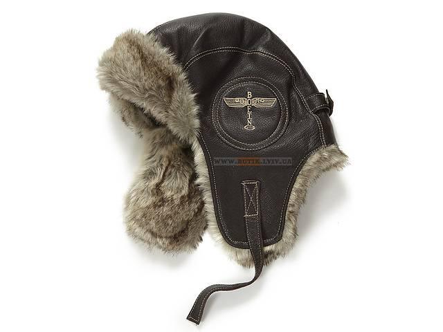 бу Зимняя кожанная шапка Боинг в Львове