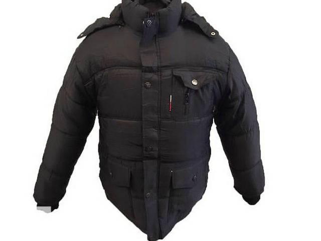 купить бу Зимова тепла куртка для чоловіків, XL, 2xl, 3xl, 4xl i 5xl. в Луцке