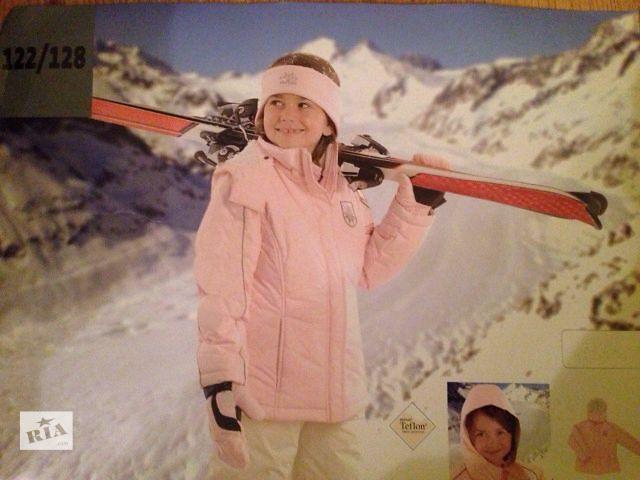 продам Зимняя лыжная куртка для девочки распродажа!!! бу в Чорткове