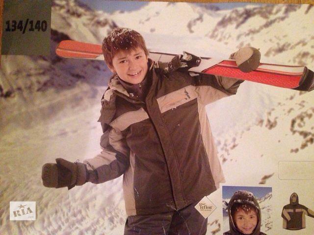 купить бу Зимняя лыжная куртка для мальчика распродажа!!! в Чорткове