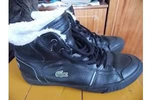 б/у Мужские ботинки и полуботинки Lacoste