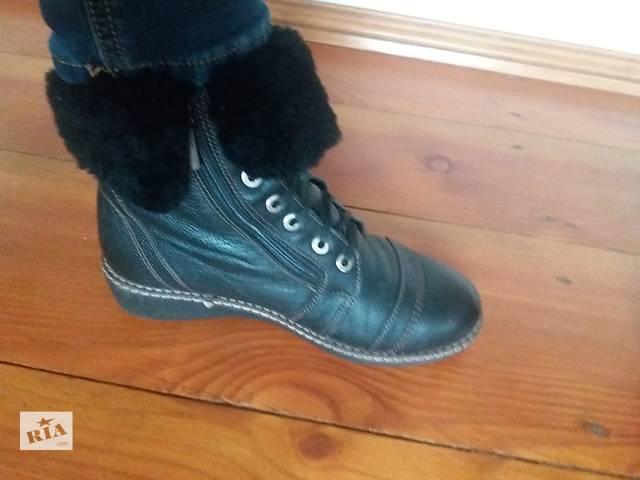 купить бу Зимові черевики в Ивано-Франковске