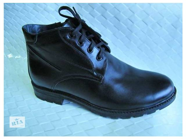 бу Зимние мужские ботинки NEW в Тернополе