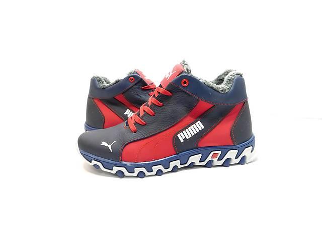Зимние кроссовки Puma- объявление о продаже  в Моршине