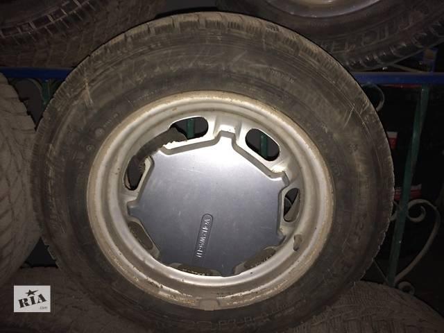 бу зимові шини з дисками Hankook в Тернополе