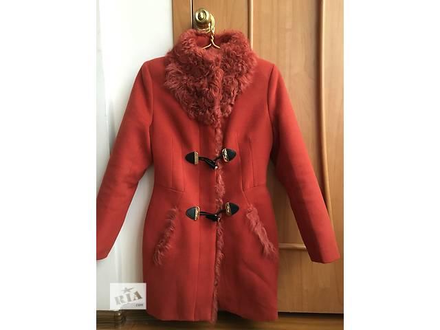 продам Зимне-осеннее кашемировое пальто бу в Львове