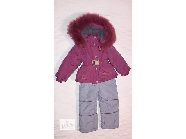 Зимний комбинезон для девочки.- объявление о продаже  в Тернополе