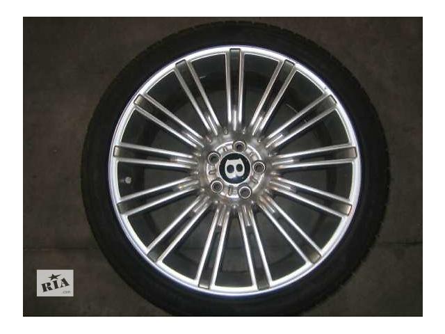 купить бу Зимовий комплект коліс Bentley Continental GT 275/35/20  PIRELLI WINTER SOTTO ZERO в Ужгороде