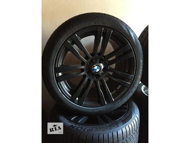 Зимовий комплект коліс для BMW X5m X6m.275/40/20.315/35/20.pirelli ice i snow.- объявление о продаже  в Ужгороде